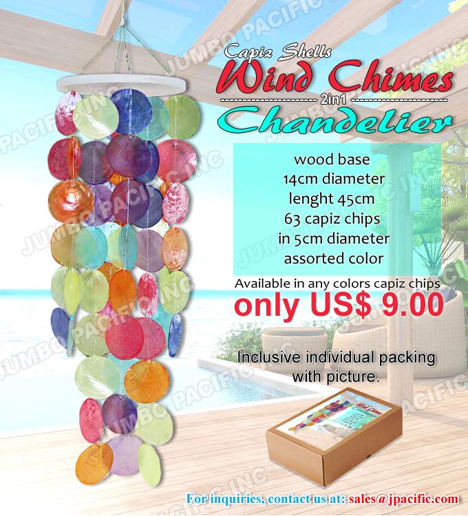 capiz wind chimes, Capiz Wind Chimes, Fashion Jewelry Wholesale, Fashion Jewelry Wholesale